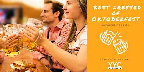 Best Dressed of Oktoberfest tickets