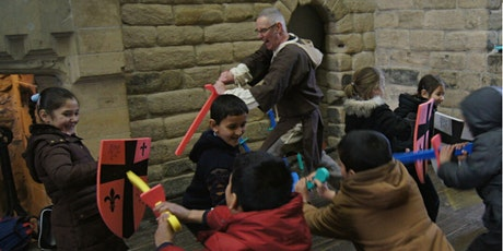 Drama at the Castle: Role Play and Communication Skills tickets