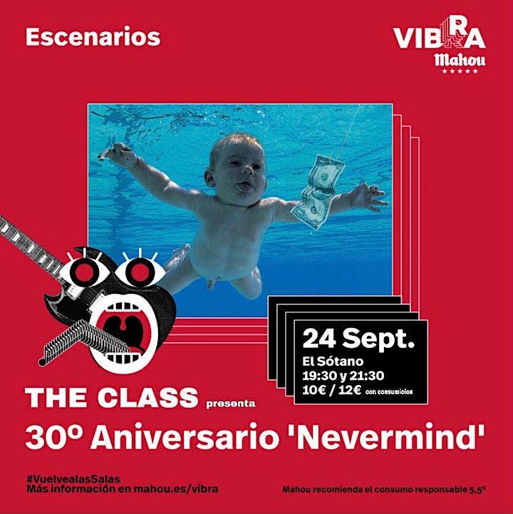 Imagen de 2º `Pase THE CLASS – Fiesta Karaoke 30 Aniversario Nevermind de Nirvana