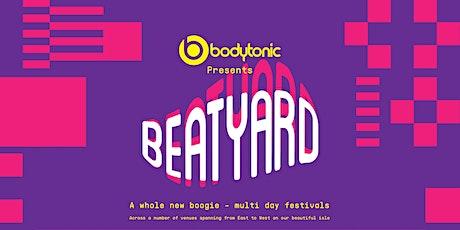 Beatyard Presents: UNQ & Rob de Boer tickets