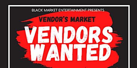 Black Market  Sunday Funday Vendors tickets