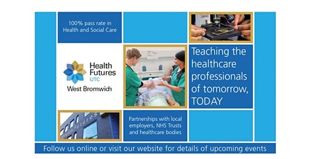 OPEN DAY -  Saturday 25th September 2021 11am-12pm tickets