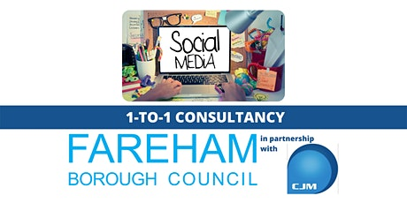 1-to-1 Consultancy & Advice on Social Media & Web tickets
