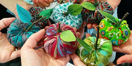 Stitch in time - Sustainable art sessions. tickets