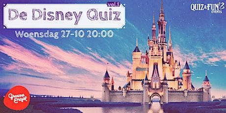 De Disney Quiz vol.1   Oss tickets