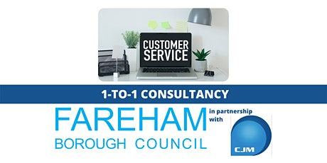 1-to-1 Consultancy & Advice on Customer Service tickets