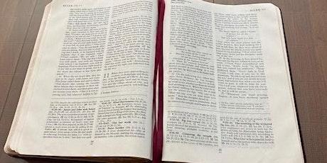 Thursday Evening Bible Study tickets