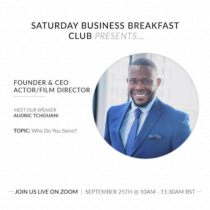 Business Breakfast Club image