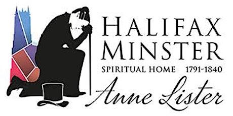 Anne Lister Pilgrimage tickets