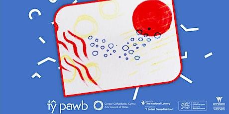 Clwb Celf Teulu // Family Art Club tickets