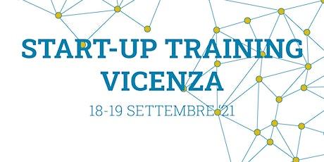 "Seminario Di Base ""Start Up Training""  Utilitys - Vicenza - biglietti"