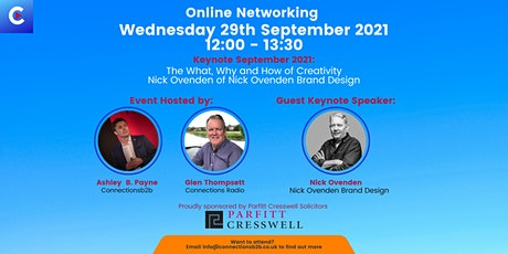 Connectionsb2b Online Networking Event tickets