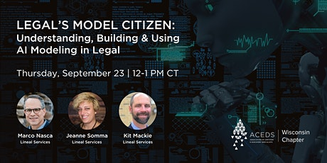 Legal's Model Citizen: Understanding, Building & Using AI Modeling in Legal tickets