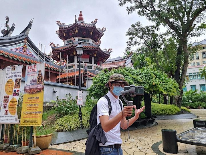 Singapore Maritime Trail 3 - Telok Ayer (Virtual Tour Version) image