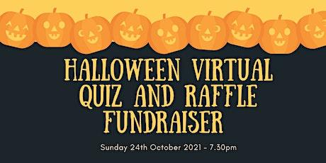 Halloween Virtual Quiz and Raffle Fundraiser tickets