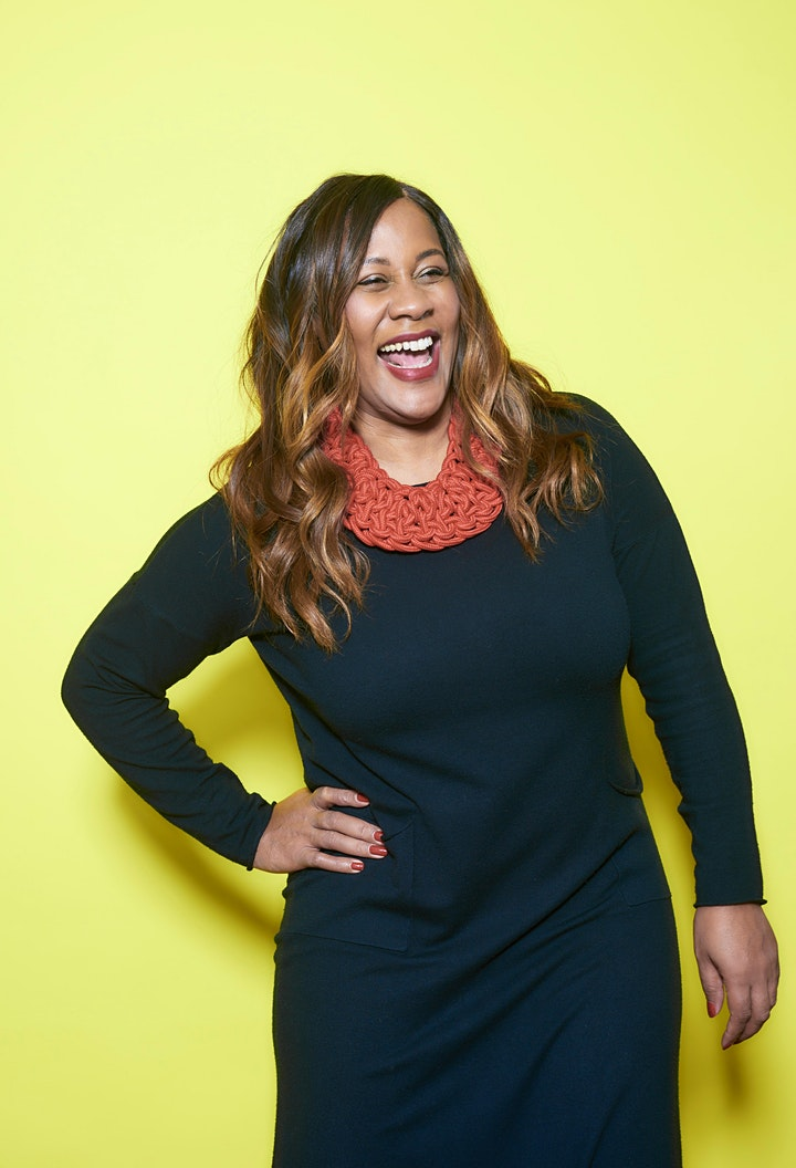 Boom! Time with Karen Blackett OBE, MD of WPP image