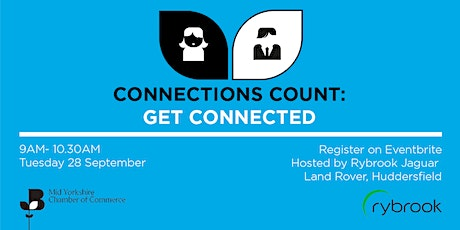 Connections Count hosted by Rybrook Jaguar Land Rover, Huddersfield billets