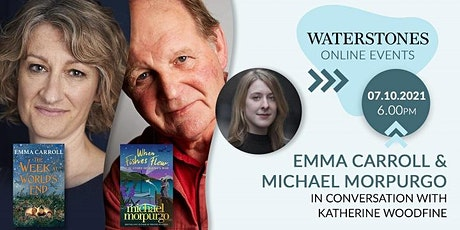 Emma Carroll and Michael Morpurgo in conversation with Katherine Woodfine tickets