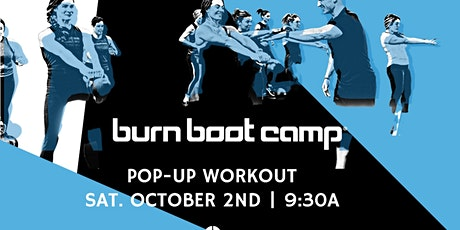 Burn Boot Camp Pop Up tickets