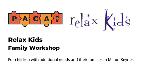 Relax Kids - Family Workshop tickets