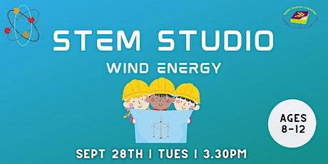 STEM Studio : Wind Energy (Outdoor) tickets