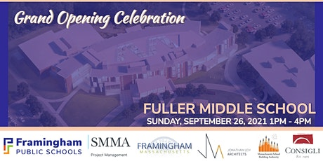 Grand Opening Celebration for the new Fuller Middle School tickets