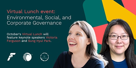 Junior Lawyer Virtual Lunch: Environmental, Social & Corporate Governance tickets