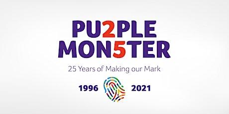 Purple Monster 25th Anniversary Celebration - Virtual tickets