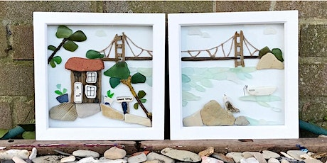 Creating Art with Sea Glass Workshop with Seacycle Studio tickets