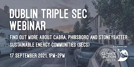 Dublin Triple SEC (Sustainable Energy Communities) Webinar tickets