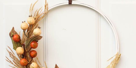 Fall Wreath Making tickets