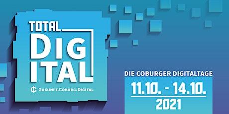 Total Digital: Startup trifft Unternehmen Tickets