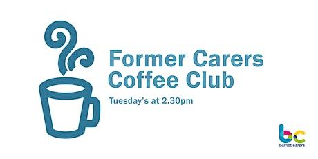Former Carers Coffee Club tickets