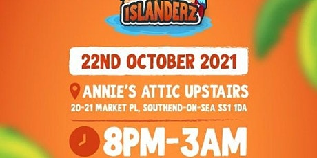 Islanderz Launch Event tickets
