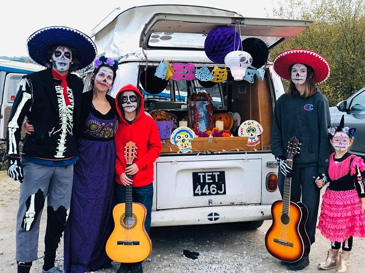 Excel Family Halloween Trunk or Treat image