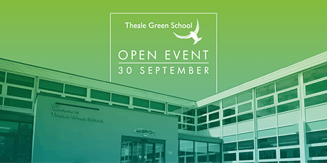 Theale Green School Open Evening - OUTDATE EVENT LINK tickets