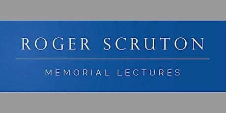Roger Scruton Memorial Lectures: Niall Ferguson tickets