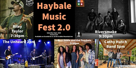 Haybale Music Fest 2.0 tickets
