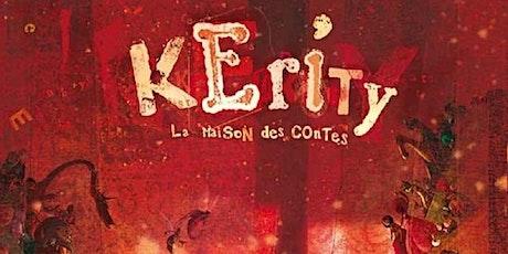 Projection : Kerity la maison des contes billets