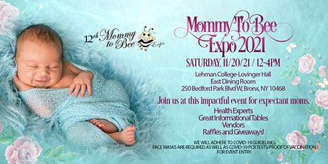 12th Mommy to Bee Expo tickets