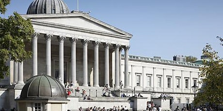 Welcome to UCL - Juggling Student Life tickets