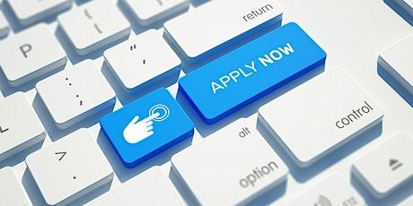 Strategies for Successful Job Hunting biglietti