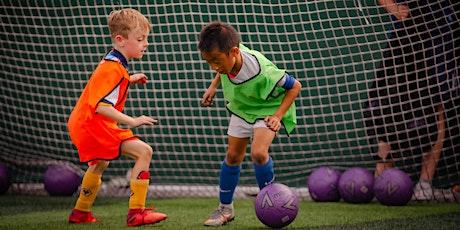Chester FC Soccer School - October tickets