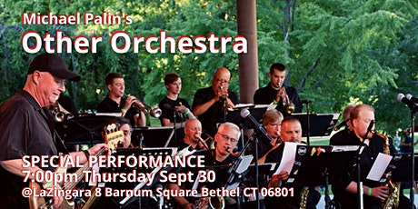 The Other Orchestra 18pc Big Band CD Release Party! 7pm Thu Sept 30 Tix $15 tickets