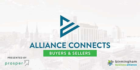 Alliance Connects [Buyers & Sellers], presented by Prosper tickets