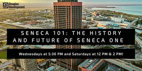 Seneca 101: A Guided Tour of Buffalo's Solo Skyscraper tickets