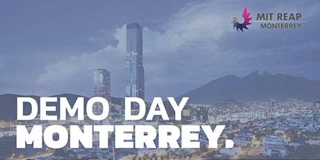 Demo Day Monterrey - Mty Universities for Founders  September's Edition tickets