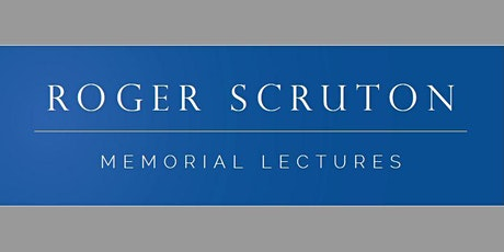 Roger Scruton Memorial Lectures: Tom Holland tickets