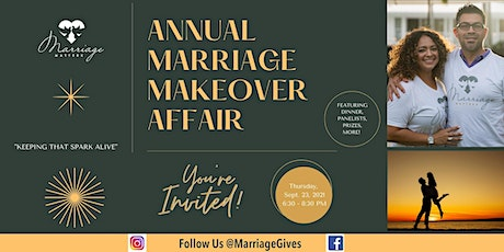 Annual Marriage Makeover Affair tickets