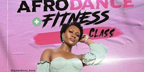 AfroDance and Fitness Class tickets